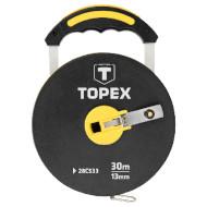 Лента измерительная TOPEX 28C533 30м