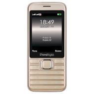 Мобильный телефон PRESTIGIO Grace A1 Gold
