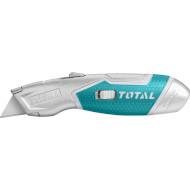 Нож строительный TOTAL TG5126101 19мм