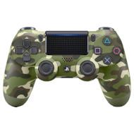 Геймпад SONY DualShock 4 V2 Green Camouflage (9895152)