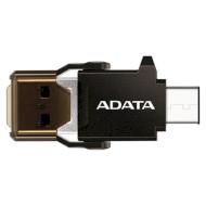 Кардридер ADATA USB-C OTG (ACMR3PL-OTG-RBK)