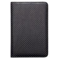 """Обложка для электронной книги POCKETBOOK Cover 6"""" Dots for PB 622/623/624/626/614 Black/Grey"""