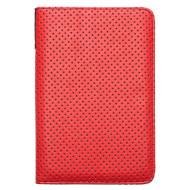 Обложка для электронной книги POCKETBOOK Cover Dots for PB 622/623/624/626/614 Red/Grey