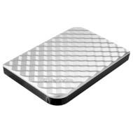 Портативный жёсткий диск VERBATIM Store 'n' Go 1TB USB3.0 Silver (53197)