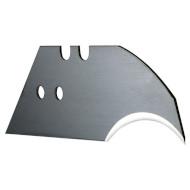 Лезвие STANLEY для отделочных ножей «5192» вогнутое 5шт (0-11-952)