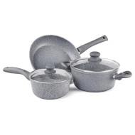 Набор посуды LAMART Stone 5пр (LT1095)