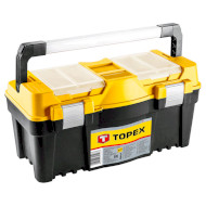 "Ящик для инструмента TOPEX 79R128 22"""