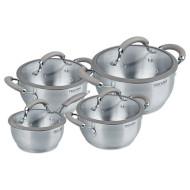 Набор посуды RONDELL Balance 8пр (RDS-756)