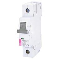 Выключатель автоматический ETI ETIMAT 6 1p C10 (2141514)