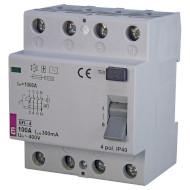 Устройство защитного отключения ETI EFI-4 AC 100/0.3 (2062155)