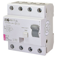 Устройство защитного отключения ETI EFI-4 AC 25/0.3 (2064142)