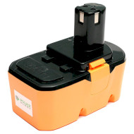 Аккумулятор POWERPLANT для электроинструментов Ryobi 18V 3.3Ah (DV00PT0046)