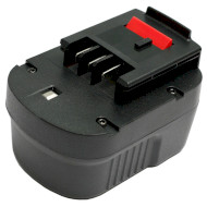 Аккумулятор POWERPLANT для шуруповёртов и электроинструментов Black&Decker 2000mAh 12V (DV00PT0025)