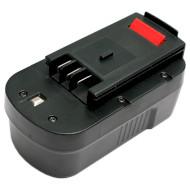 Аккумулятор POWERPLANT для шуруповёртов и электроинструментов Black&Decker 2000mAh 18V (DV00PT0027)
