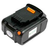 Аккумулятор POWERPLANT для шуруповёртов и электроинструментов DeWalt 4000mAh 18V (DV00PT0007)