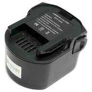Аккумулятор POWERPLANT для шуруповёртов и электроинструментов AEG 2000mAh 12V (DV00PT0024)