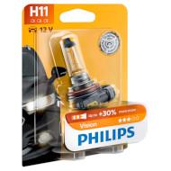 Лампа галогенова PHILIPS Vision H11 1шт (12362PRB1)