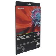 Матовая плёнка TECNO Easy Cling Film A4 20л (A4-TEC220W)