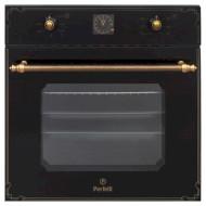 Духовой шкаф электрический PERFELLI BOE 6645 BL Antique Glass