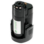 Аккумулятор POWERPLANT для шуруповёртов и электроинструментов Bosch 2000mAh 12V (DV00PT0002)