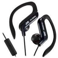 Наушники с микрофоном JVC HA-EBR80 Black