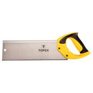 Ножовка по дереву TOPEX 10A703 300mm 9tpi