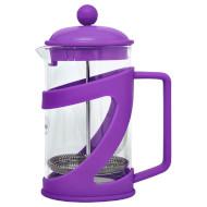 Френч-пресс CON BRIO CB-5480 Purple 0.8л (CB-5480 PR)