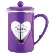 Френч-пресс CON BRIO CB-5660 Purple 0.6л (CB-5660 PR)