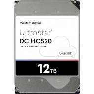 Жёсткий диск 12TB WD Ultrastar DC HC520 SATA (HUH721212ALE604/0F30146)