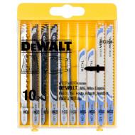 Полотно для электролобзика DEWALT DT2294 10шт