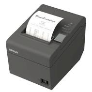 Принтер чеков EPSON TM-T20II Gray LAN
