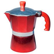 Кофеварка гейзерная CON BRIO CB-6203