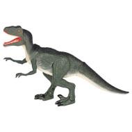 Интерактивная игрушка SAME TOY Dinosaur Planet велоцираптор зелёный со светом и звуком (RS6128UT)