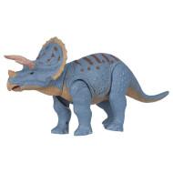 Интерактивная игрушка SAME TOY Dinosaur Planet трицератопс голубой со светом и звуком (RS6167AUT)