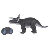 Интерактивная игрушка SAME TOY Dinosaur Planet трицератопс серый со светом и звуком (RS6137BUT)