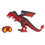 Интерактивная игрушка SAME TOY Dinosaur Planet дракон красный со светом и звуком (RS6139UT)