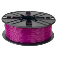 Пластиковый материал (филамент) для 3D принтера GEMBIRD ABS 1.75mm Pink (3DP-ABS1.75-01-PP)