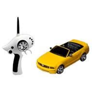 Радиоуправляемая машинка FIRELAP 1:28 IW02M-A Ford Mustang Yellow 2WD (FLP-211G6Y)