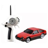 Радиоуправляемая машинка FIRELAP 1:28 IW02M-A Toyota AE86 Red 2WD (FLP-202G6R)