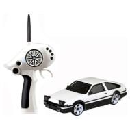 Радиоуправляемая машинка FIRELAP 1:28 IW02M-A Toyota AE86 White 2WD (FLP-202G6W)