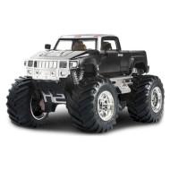 Радиоуправляемый джип GREAT WALL TOYS 1:43 Hummer 2008D Black 2WD (GWT2008D-5)