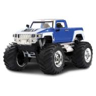 Радиоуправляемый джип GREAT WALL TOYS 1:43 Hummer 2008D Blue 2WD (GWT2008D-6)