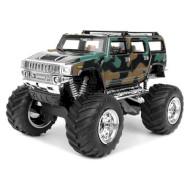 Радиоуправляемый джип GREAT WALL TOYS 1:43 Hummer 2008D Khaki Green 2WD (GWT2008D-8)