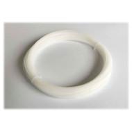 Пластиковый материал (филамент) для 3D принтера GEMBIRD 1.75mm White (3DP-CLN1.75-01)