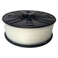 Пластиковый материал (филамент) для 3D принтера GEMBIRD TPE 1.75mm Transparent (3DP-TPE1.75-01-NAT)