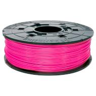 Пластиковый материал (филамент) для 3D принтера XYZPRINTING ABS 1.75mm Neon Magenta (RF10XXEU0NA)