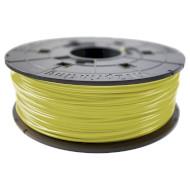 Пластиковый материал (филамент) для 3D принтера XYZPRINTING ABS 1.75mm Yellow (RF10BXEU05F)