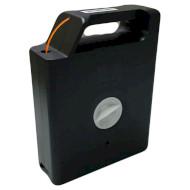 Пластиковый материал (филамент) для 3D принтера XYZPRINTING PLA 1.75mm Transparent Tangerine (RFPLAXEU02B)