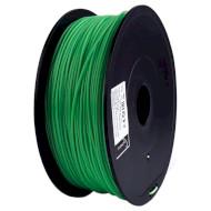 Пластиковый материал (филамент) для 3D принтера GEMBIRD ABS 1.75mm Green (FF-3DP-ABS1.75-02-G)