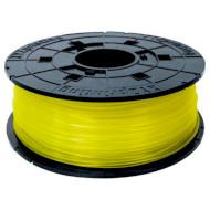 Пластиковый материал (филамент) для 3D принтера XYZPRINTING PLA 1.75mm Transparent Yellow (RFPLCXEU03J)